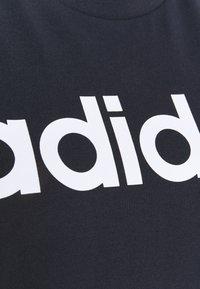 adidas Performance - Print T-shirt - legend ink/white - 5