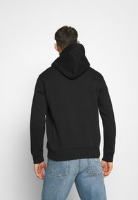 G-Star - ROUND ORIGINALS HOODED LONG SLEEVE - Hoodie - black - 2