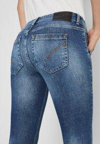Dondup - MARGOT - Jeans Skinny Fit - blue denim - 4