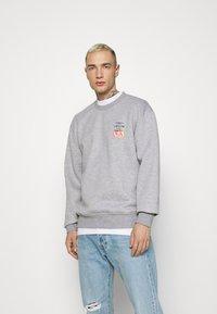 Topman - Sweatshirt - grey - 0