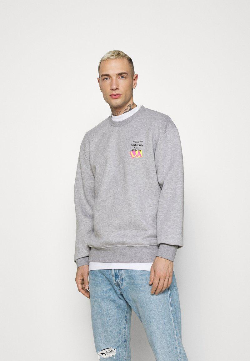 Topman - Sweatshirt - grey