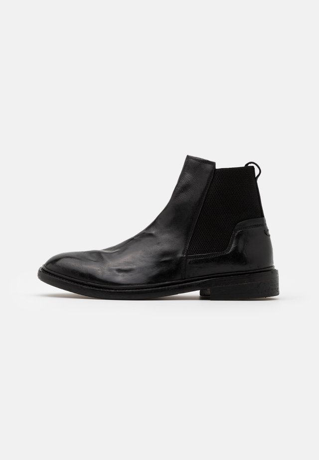 HOFFMAN - Classic ankle boots - black