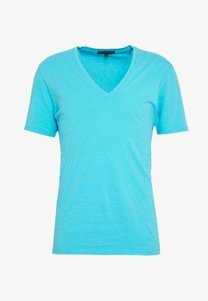 QUENTIN - Basic T-shirt - türkis