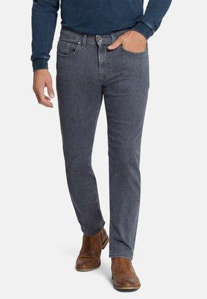 Slim fit jeans - grey stonewash
