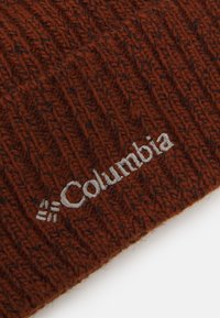 Columbia - WATCH UNISEX - Beanie - dark amber/black marled - 3