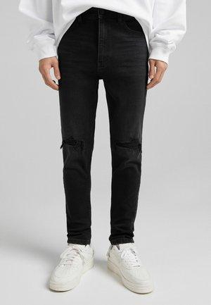KAROTTE - Jeans slim fit - black
