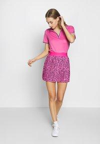Cross Sportswear - NOSTALGIA - T-shirt z nadrukiem - heather - 1