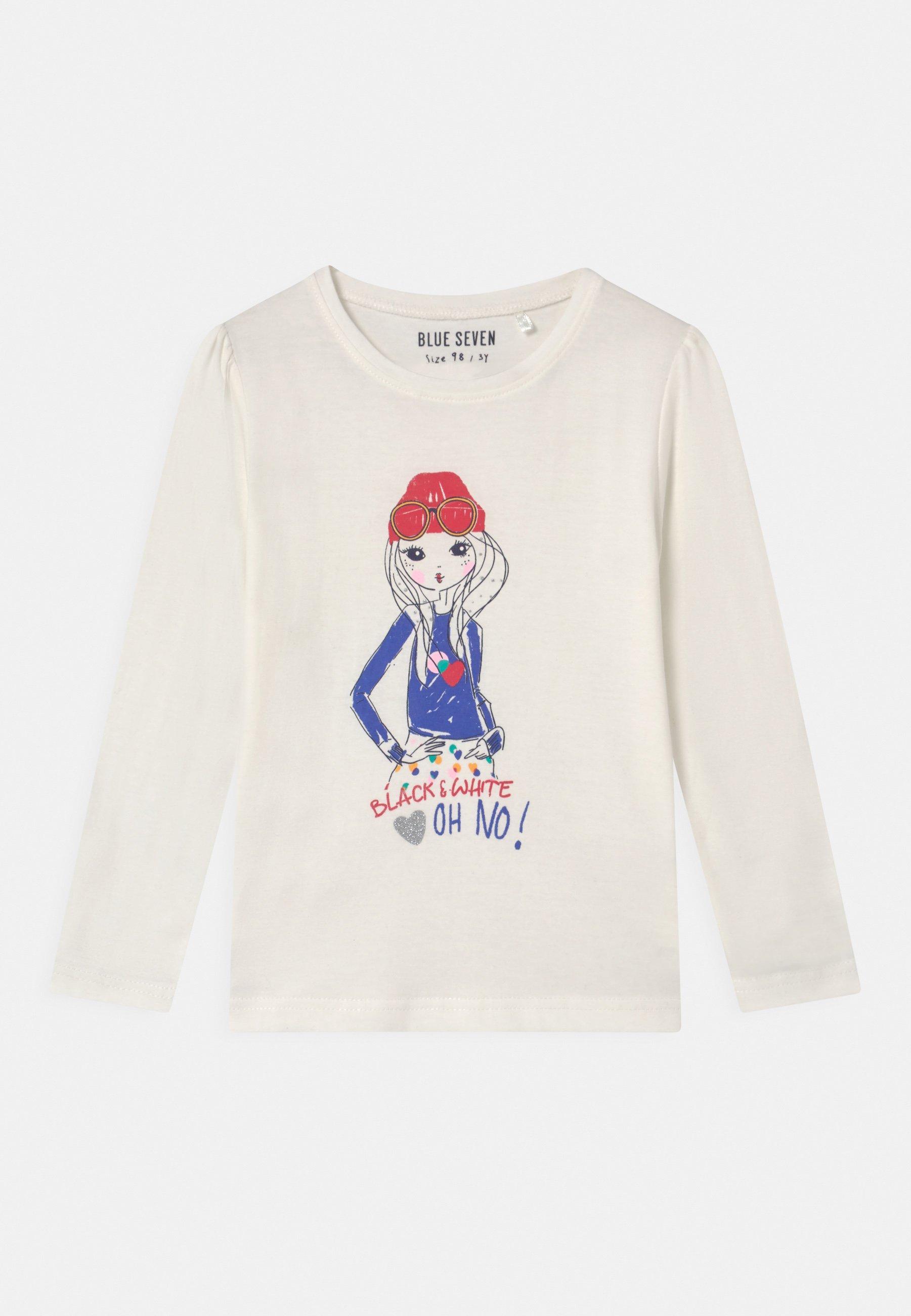 Kids KIDS GIRLS - Long sleeved top - offwhite
