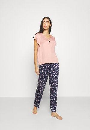FALL NIGHT - Pyjama set - pink