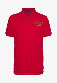 Just Cavalli - LOGO - Polo shirt - red - 4