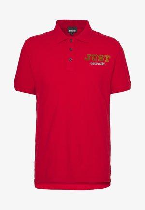 LOGO - Polo shirt - red