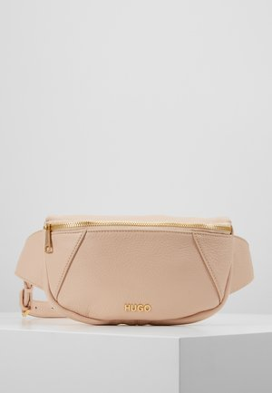 MAIDEN BELT BAG - Ledvinka - nude