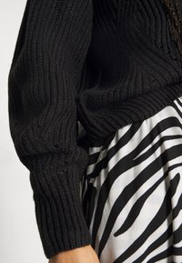 New Look - Sweter - black - 4