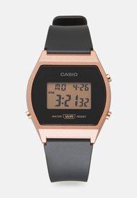 Casio - Digitální hodinky - rosegold-coloured/black - 0