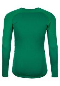 adidas Performance - Sports shirt - green - 1