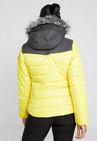 Icepeak - VINING - Skijakke - yellow - 2
