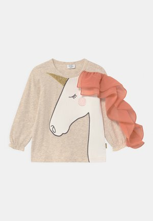 ADISA  - Long sleeved top - beige