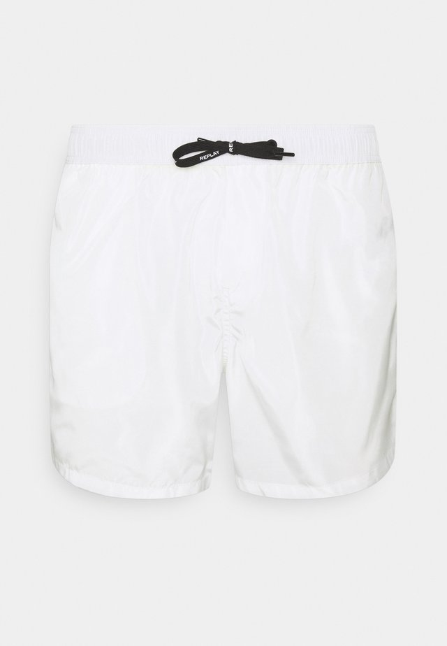 BEACHWEAR - Surfshorts - white