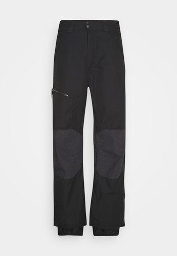 Snow pants - black out