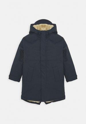 DESERT FOX UNISEX - Zimní kabát - mood indigo