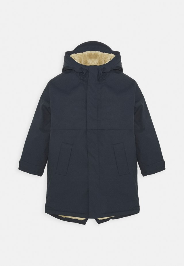 DESERT FOX UNISEX - Winter coat - mood indigo