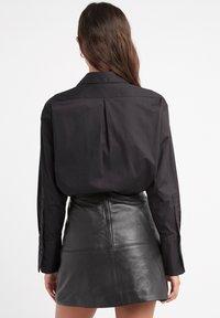 Kookai - MONACO - Button-down blouse - z2-noir - 1