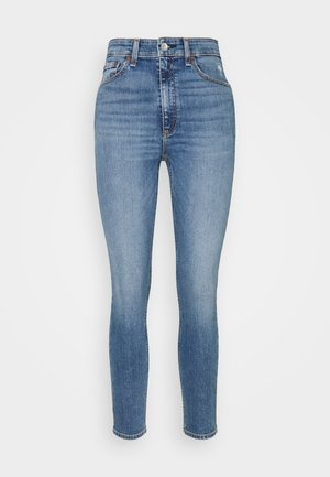 NINA HIGH RISE ANKLE  - Jeans Skinny Fit - west marin