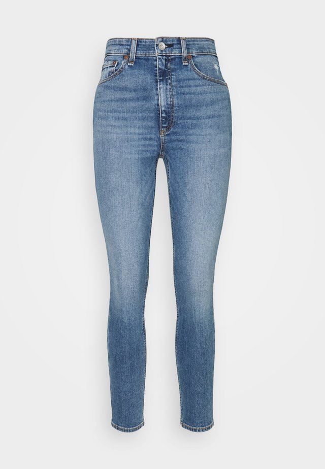 NINA HIGH RISE ANKLE  - Jeans Skinny - west marin