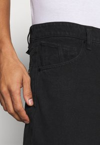 Volcom - BILLOW PANT - Relaxed fit jeans - black - 5