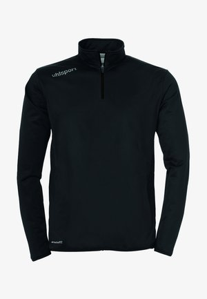 Long sleeved top - schwarz / weiß