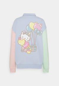 NEW girl ORDER - COLOUR BLOCK PLACKET - Sweatshirt - multi - 1