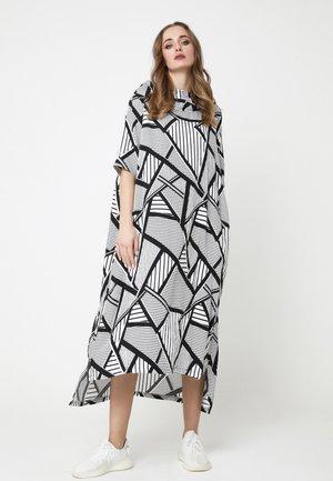 ADELINARA - Maxi dress - schwarz/ weiß