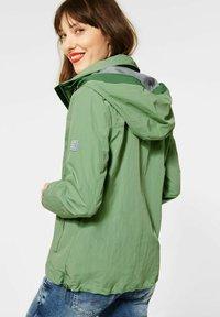 Street One - Summer jacket - green - 2