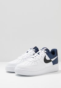 Nike Sportswear - AIR FORCE 1 '07 LV8 - Trainers - midnight navy/white/black - 3