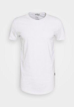 BADGE - T-shirts basic - white