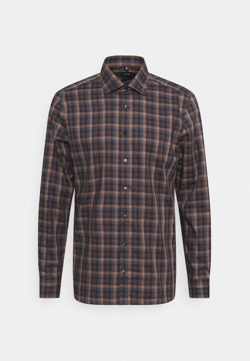 OLYMP Level Five - Formal shirt - braun
