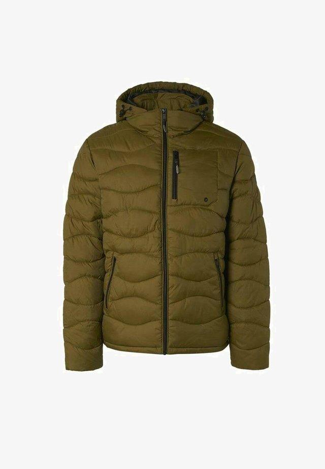 Winter jacket - chalk