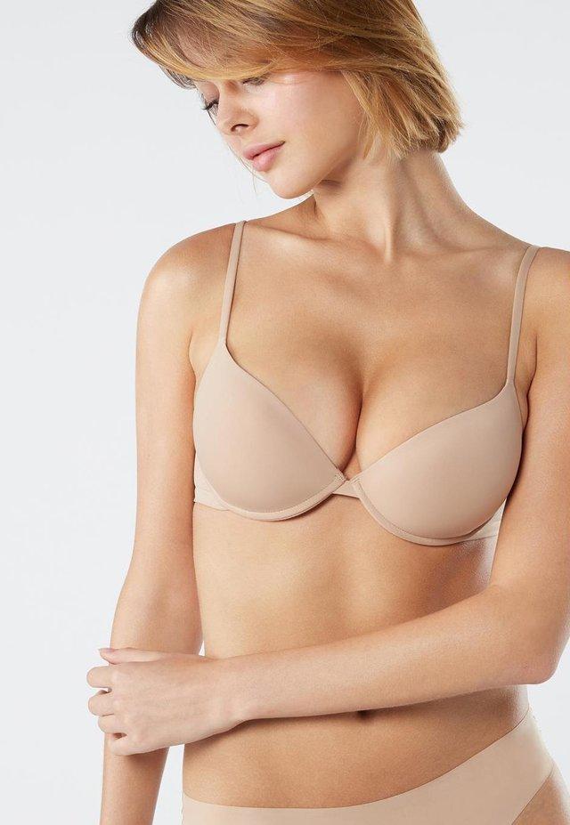 BELLISSIMA - Push-up bra - skin