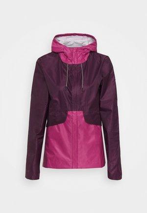 CLOUDSTRIKE - Hardshell jacket - polaris purple
