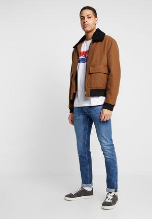 VEGAS - Slim fit jeans - denim blue