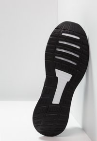 adidas Performance - RUNFALCON - Neutrální běžecké boty - core black/footwear white - 4