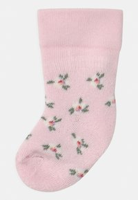 Ewers - SHEEP 6 PACK - Socks - white/pink