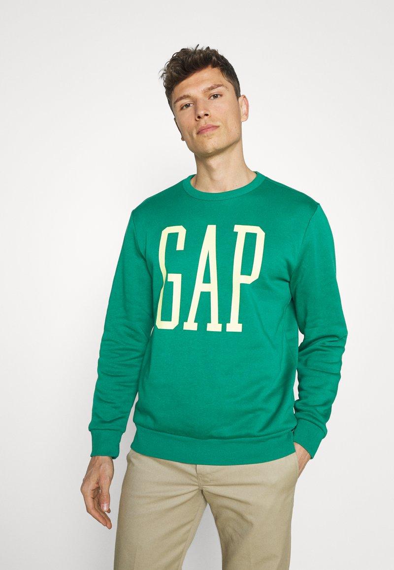 GAP - LOGO - Bluza - green shade
