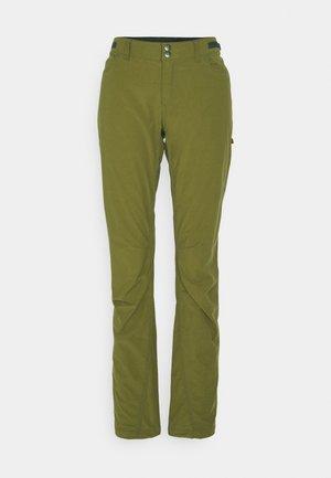 SVALBARD LIGHT PANTS - Pantalon classique - olive drab