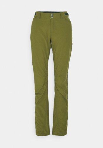 SVALBARD LIGHT PANTS - Bukse - olive drab
