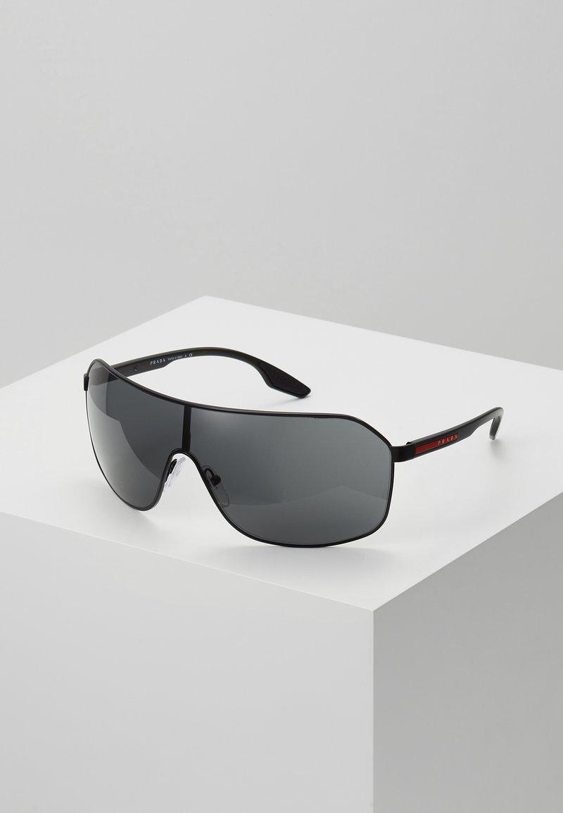Prada Linea Rossa - Solbriller - matte black