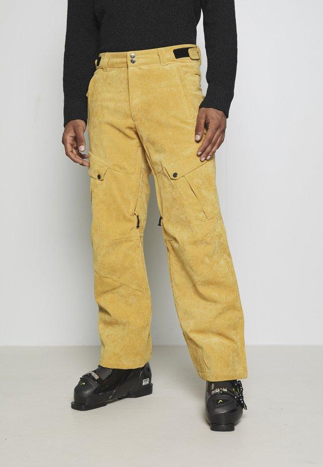 COLLINS - Pantalon de ski - fudge