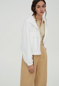 PULL&BEAR - Summer jacket - off-white - 3