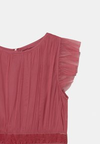Anaya with love - RUFFLE DRESS WITH TRIM DETAIL - Cocktailjurk - cranberry rose - 2
