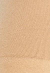 Cotton On Body - TAKE CONTROL HIGH WAIST G STRING - Perizoma - pecan fudge - 2